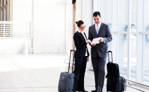 Отчитане на командировките в чужбина